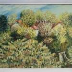 Budakeszi hársfa 70x50