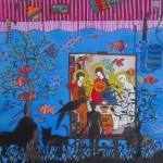 Andrej Rubljov emlékére (Éva egyedül a Paradicsomban)