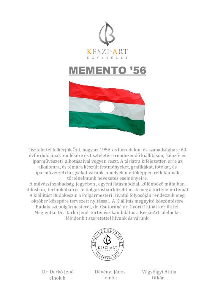 Memento'56
